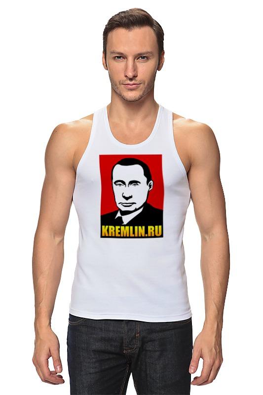 Printio Майка классическая Путин