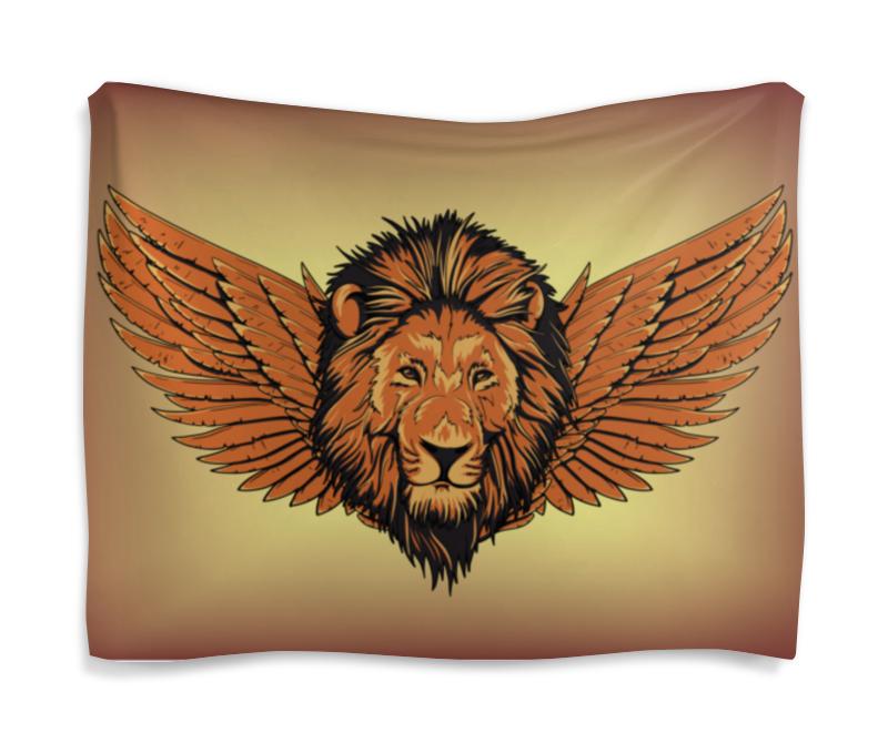 Printio Гобелен 180х145 Крылатый лев
