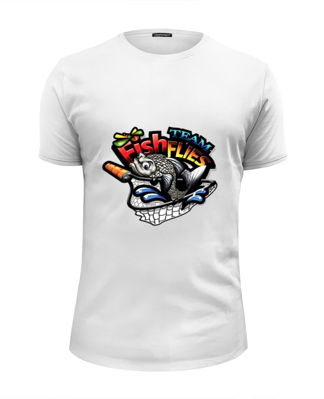 Фото - Printio Футболка Wearcraft Premium Slim Fit Рыбалка printio футболка wearcraft premium slim fit рыбалка 1