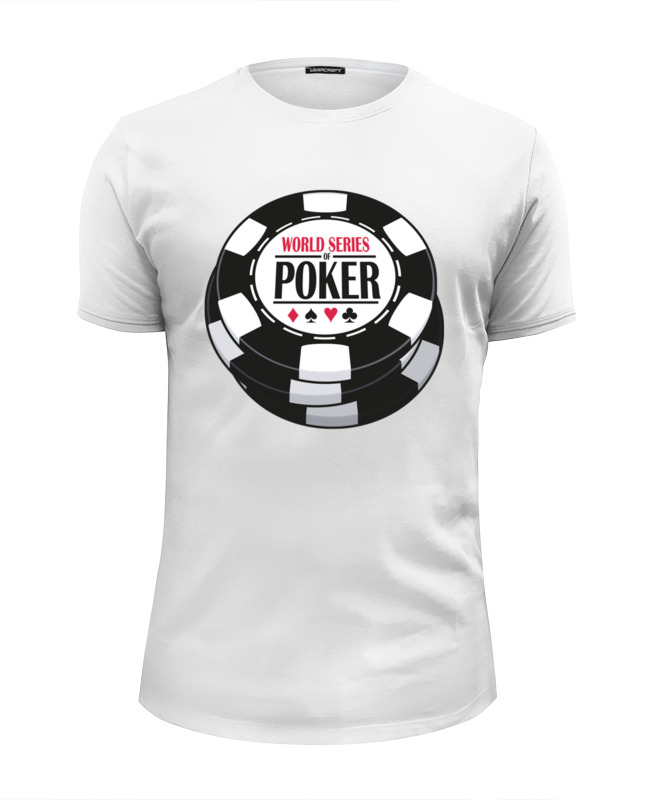 Фото - Printio Футболка Wearcraft Premium Slim Fit Покер (poker) printio футболка wearcraft premium slim fit серия sea