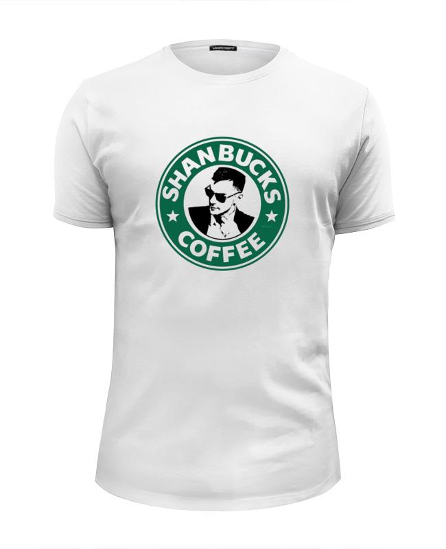 сумка printio shanbucks coffee Printio Футболка Wearcraft Premium Slim Fit Shanbucks coffee
