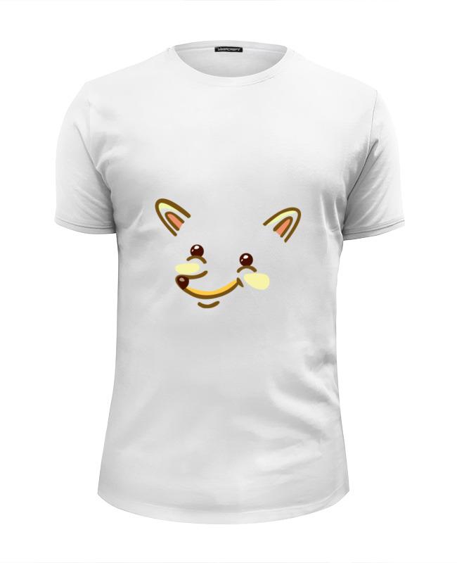 printio футболка wearcraft premium slim fit doge wow Printio Футболка Wearcraft Premium Slim Fit Doge 5