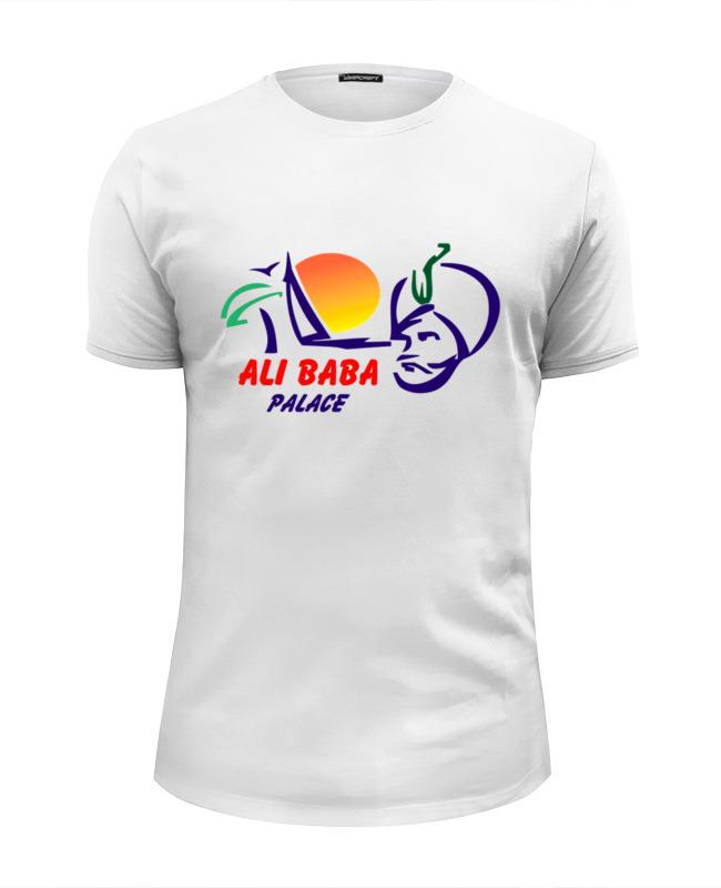 Printio Футболка Wearcraft Premium Slim Fit Ali baba printio футболка wearcraft premium slim fit muhammad ali