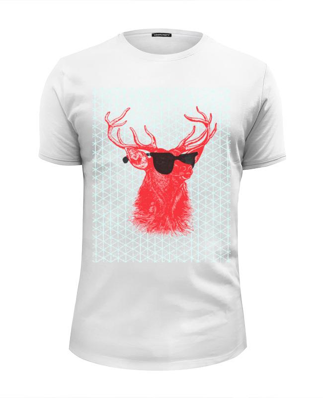 Фото - Printio Футболка Wearcraft Premium Slim Fit Deer printio футболка wearcraft premium slim fit christmas deer