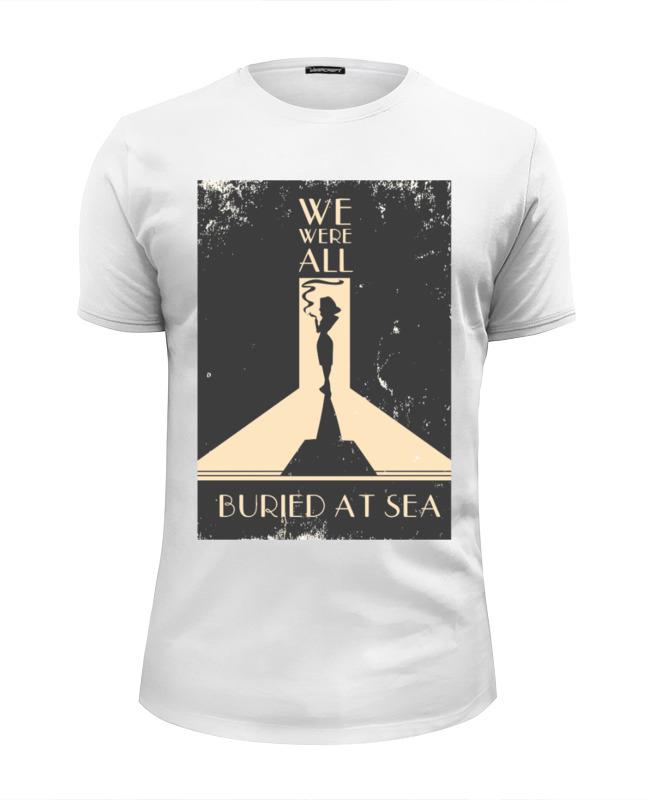 Фото - Printio Футболка Wearcraft Premium Slim Fit Buried at sea printio футболка wearcraft premium slim fit серия sea