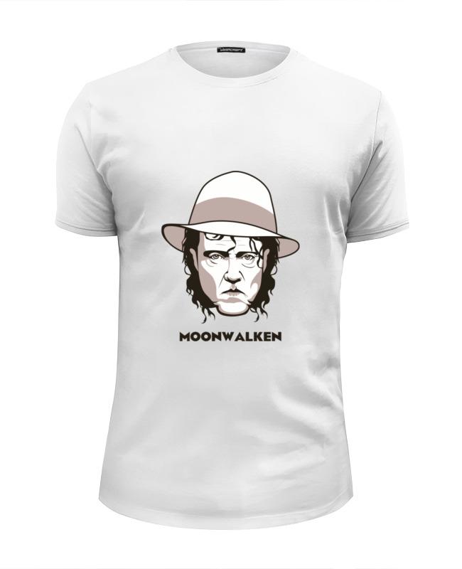 Printio Футболка Wearcraft Premium Slim Fit Валкен (майкл джексон) футболка wearcraft premium slim fit printio майкл джексон