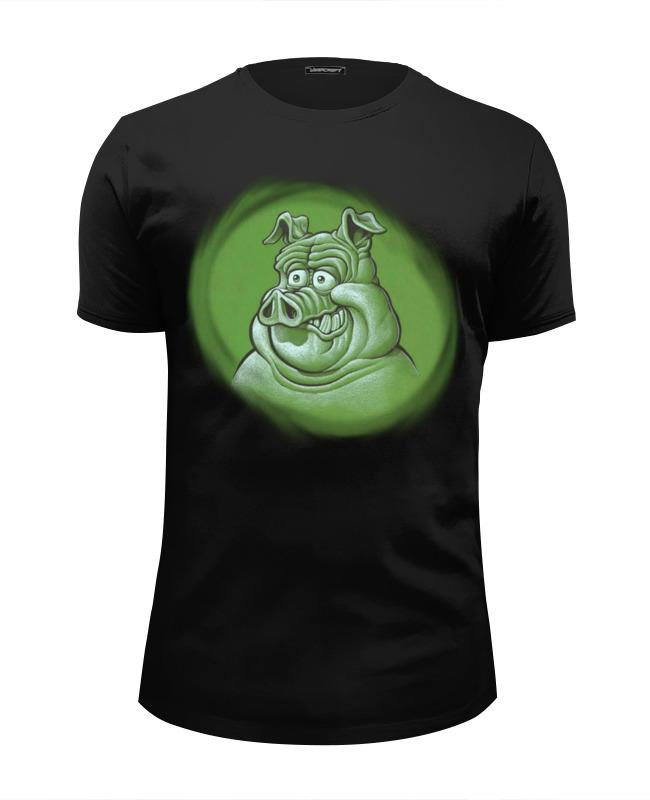 printio футболка wearcraft premium slim fit обезьяна символ нового 2016 года Printio Футболка Wearcraft Premium Slim Fit Символ года 2019