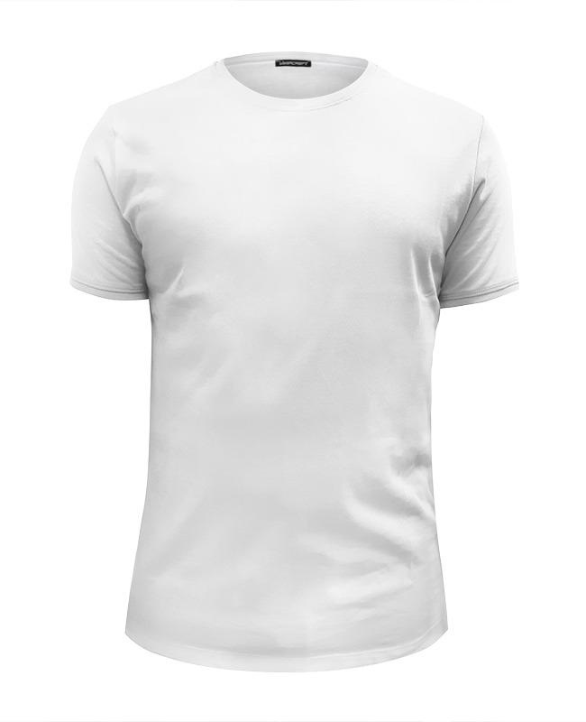 Printio Футболка Wearcraft Premium Slim Fit Карта зентангл от alsusha