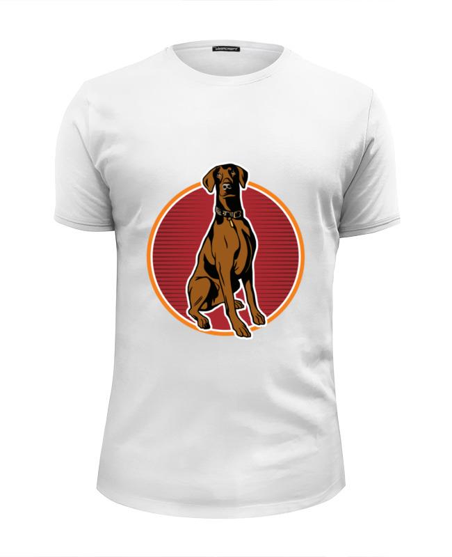 Printio Футболка Wearcraft Premium Slim Fit Любимый пёс printio футболка wearcraft premium slim fit влюблённый пёс