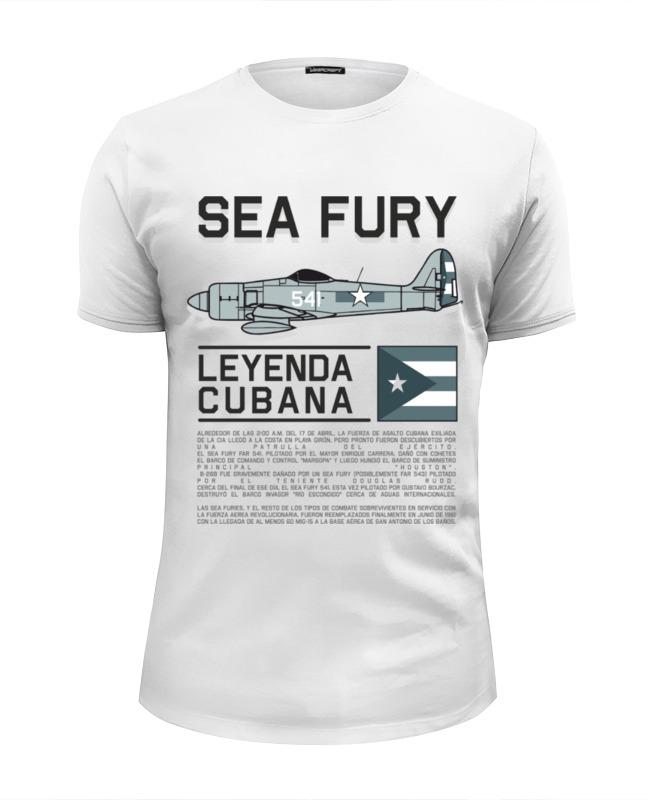 Фото - Printio Футболка Wearcraft Premium Slim Fit Sea fury printio футболка wearcraft premium slim fit серия sea