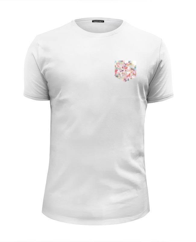 Фото - Printio Футболка Wearcraft Premium Slim Fit Summer in your pocket printio футболка wearcraft premium slim fit ✱rule your mind✱