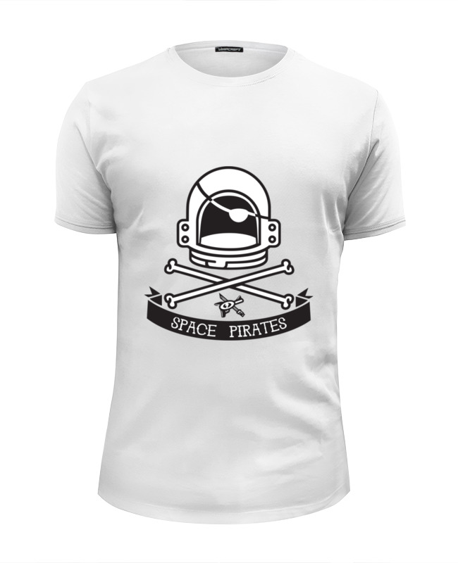 Printio Футболка Wearcraft Premium Slim Fit Космический пират printio футболка wearcraft premium slim fit космический серфинг