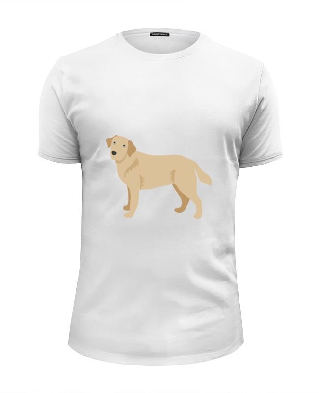 Printio Футболка Wearcraft Premium Slim Fit Милый пёс printio футболка wearcraft premium slim fit влюблённый пёс