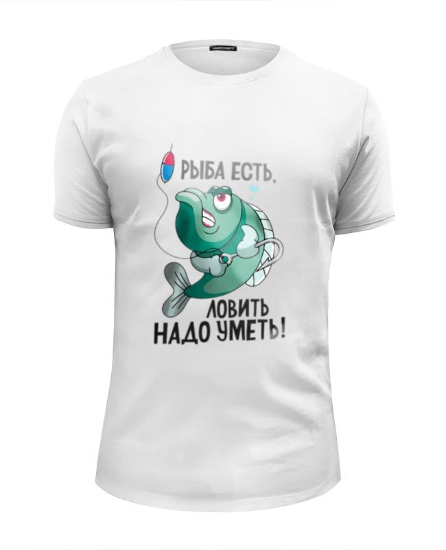 Фото - Printio Футболка Wearcraft Premium Slim Fit Рыбалка (1) printio футболка wearcraft premium slim fit рыбалка 1