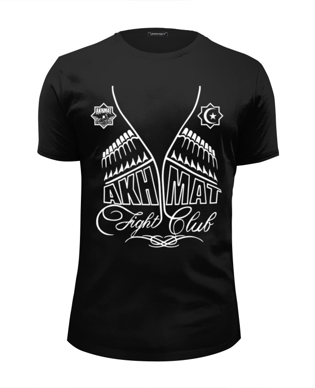 футболка wearcraft premium slim fit printio ronnie james dio Printio Футболка Wearcraft Premium Slim Fit Футболка akhmat club