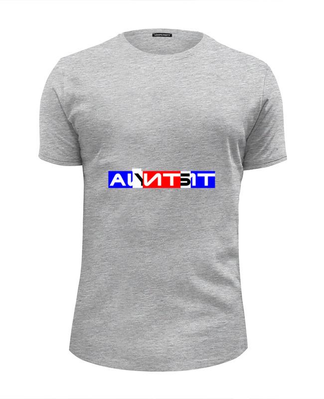 Printio Футболка Wearcraft Premium Slim Fit Во всём виноваты русские printio футболка wearcraft premium slim fit да всем