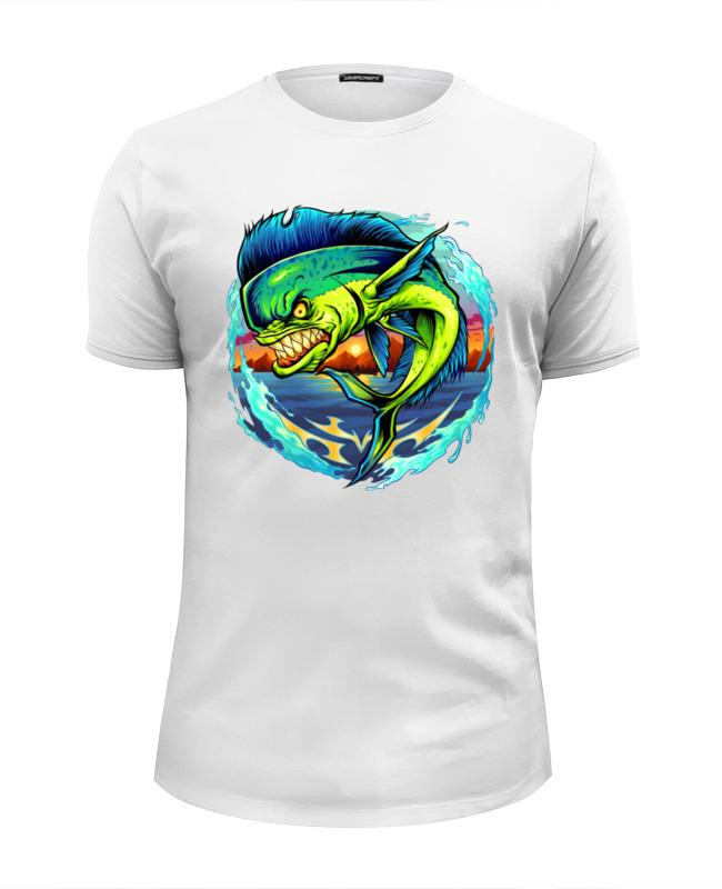 Фото - Printio Футболка Wearcraft Premium Slim Fit ☀рыбалка☀ printio футболка wearcraft premium slim fit рыбалка 1