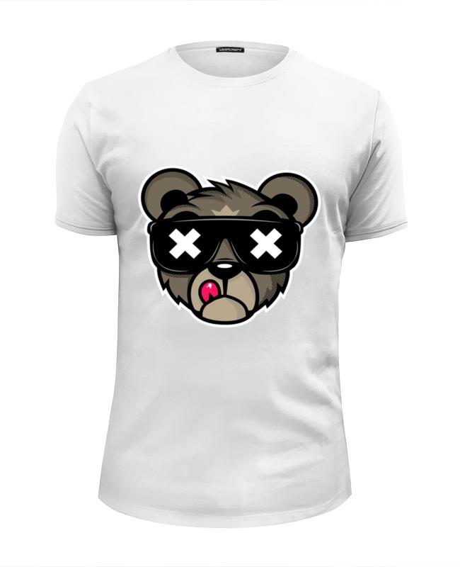 Printio Футболка Wearcraft Premium Slim Fit Crew five cali bear printio футболка классическая crew five cali bear