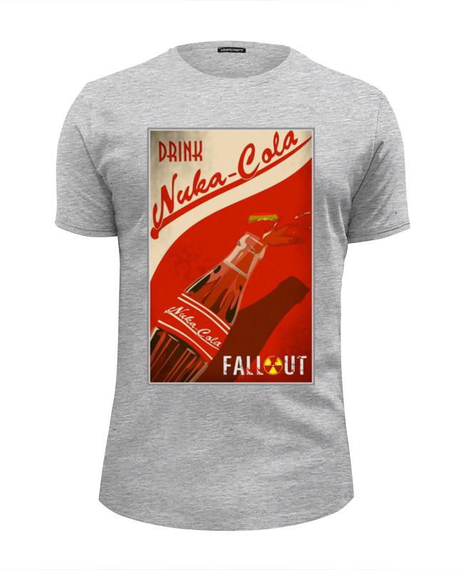 Printio Футболка Wearcraft Premium Slim Fit Fallout game футболка wearcraft premium printio white walker game of thrones