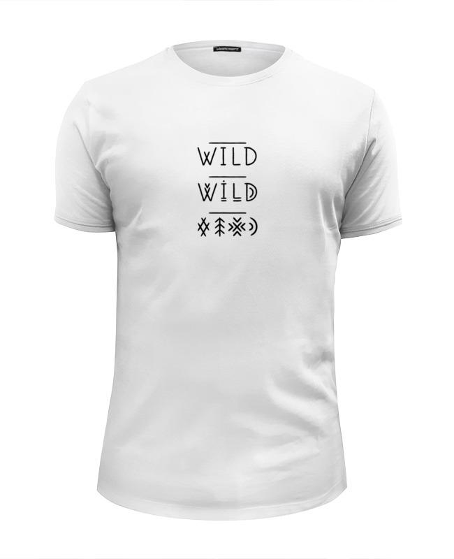 printio wild wigwam Printio Футболка Wearcraft Premium Slim Fit Wild wigwam