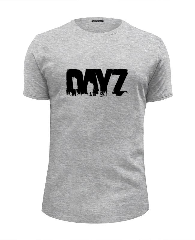 Printio Футболка Wearcraft Premium Slim Fit Dayz t-shirt