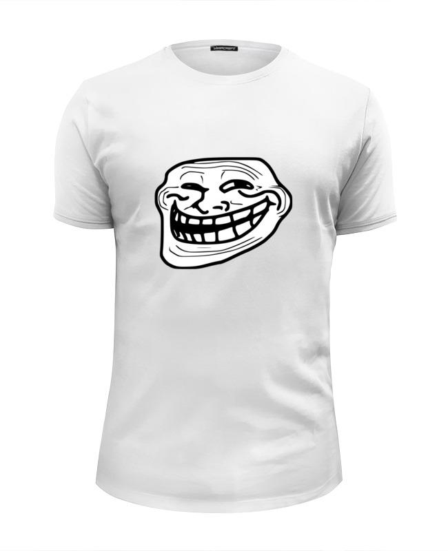 Printio Футболка Wearcraft Premium Slim Fit Mem смех printio футболка wearcraft premium mem смех