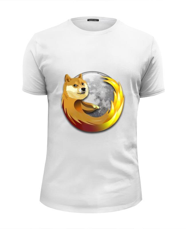 printio футболка wearcraft premium slim fit doge wow Printio Футболка Wearcraft Premium Slim Fit Doge firefox