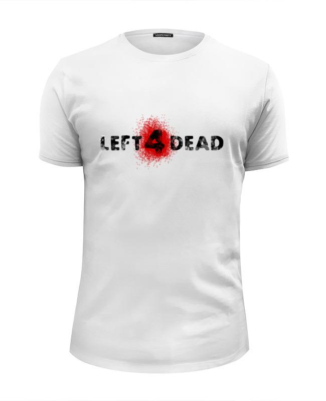 Printio Футболка Wearcraft Premium Slim Fit Left 4 dead printio футболка wearcraft premium slim fit да всем