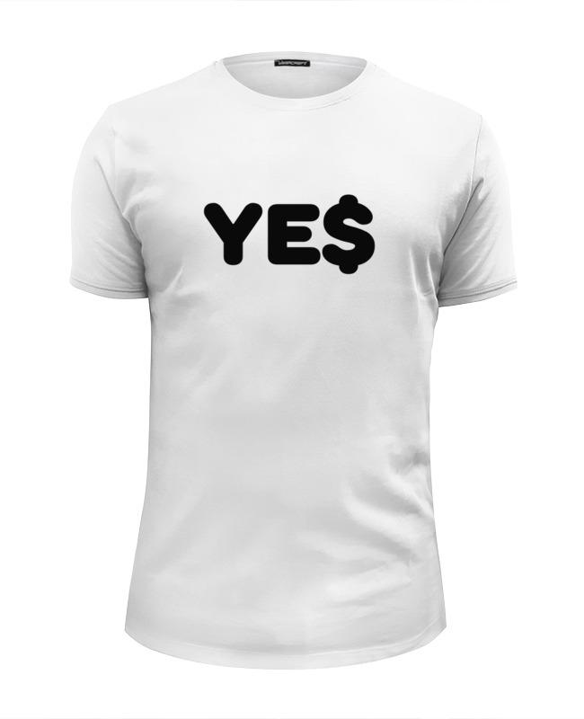 Printio Футболка Wearcraft Premium Slim Fit Да всем printio футболка wearcraft premium slim fit да всем