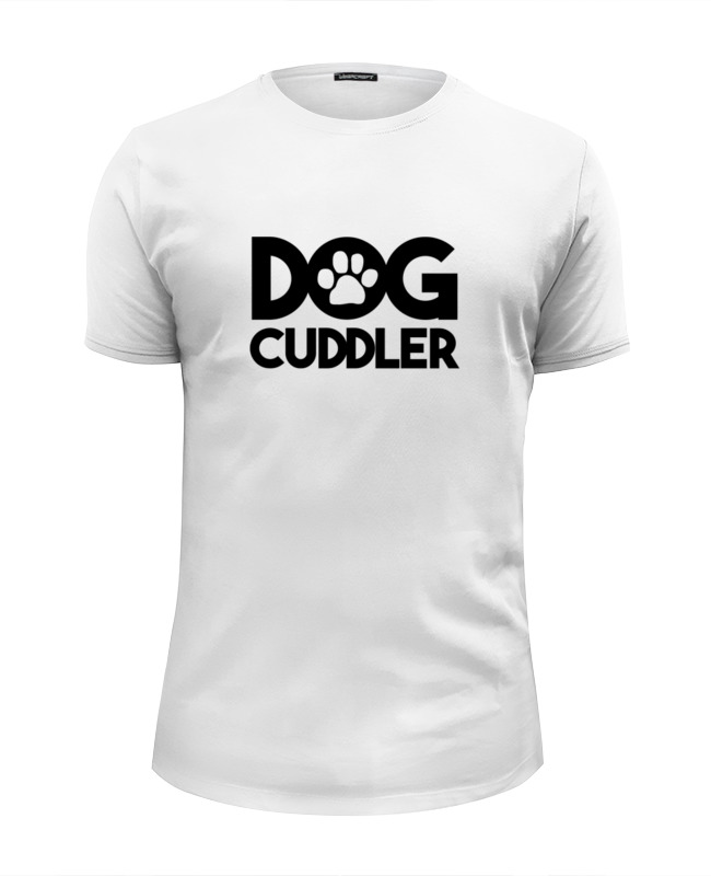 Printio Футболка Wearcraft Premium Slim Fit Ласковая собака футболка wearcraft premium slim fit printio собака shar pei
