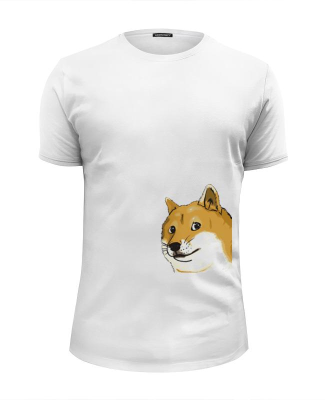 printio футболка wearcraft premium slim fit doge wow Printio Футболка Wearcraft Premium Slim Fit Doge wow!