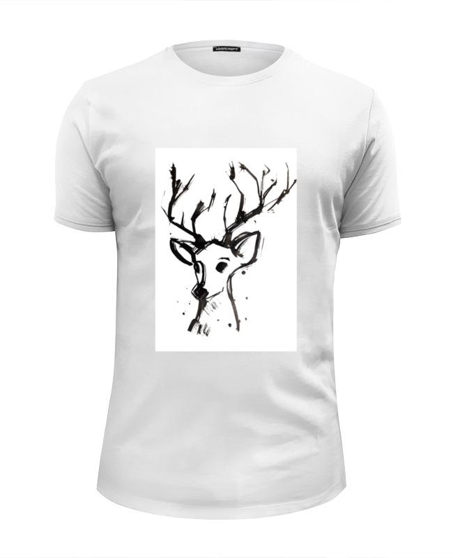 Фото - Printio Футболка Wearcraft Premium Slim Fit Dear deer printio футболка wearcraft premium slim fit christmas deer