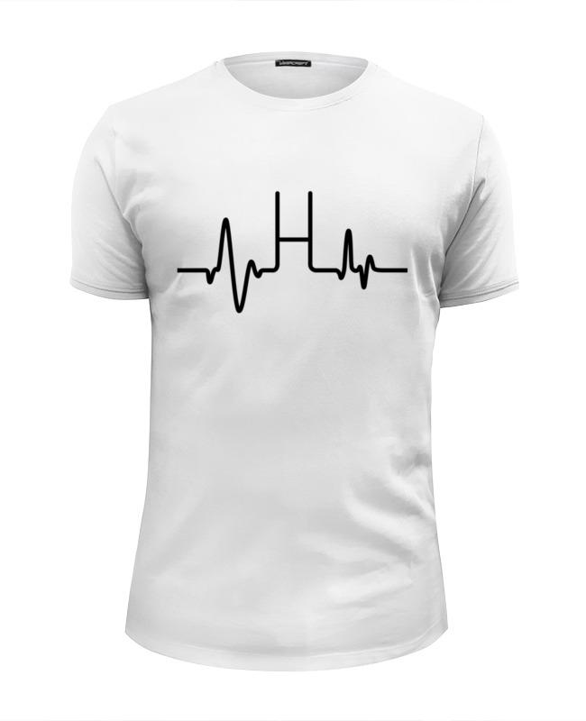 Printio Футболка Wearcraft Premium Slim Fit Rugby in my heart printio футболка wearcraft premium rugby world cup 2019