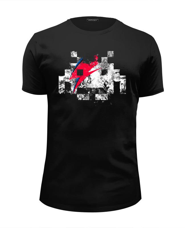 Printio Футболка Wearcraft Premium Slim Fit Космический захватчик printio футболка wearcraft premium slim fit космический серфинг