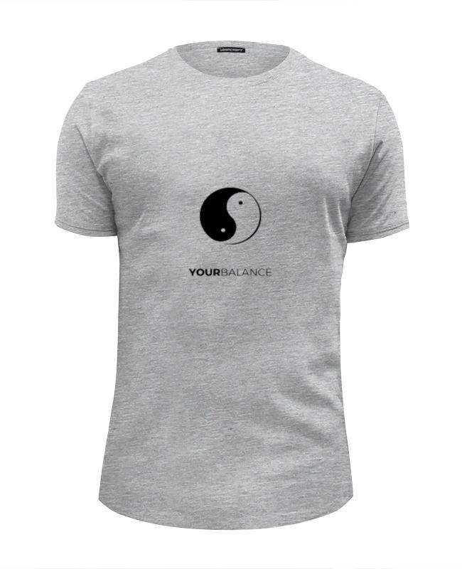 Фото - Printio Футболка Wearcraft Premium Slim Fit Your balance printio футболка wearcraft premium slim fit ✱rule your mind✱