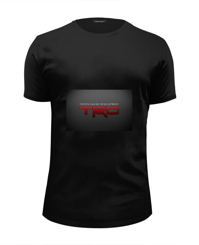 Printio Футболка Wearcraft Premium Slim Fit Trd спорт
