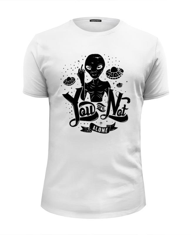Printio Футболка Wearcraft Premium Slim Fit Alien футболка wearcraft premium printio alien