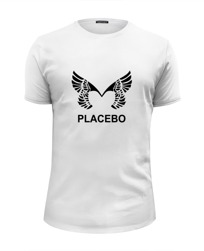 Printio Футболка Wearcraft Premium Slim Fit Placebo (wings)