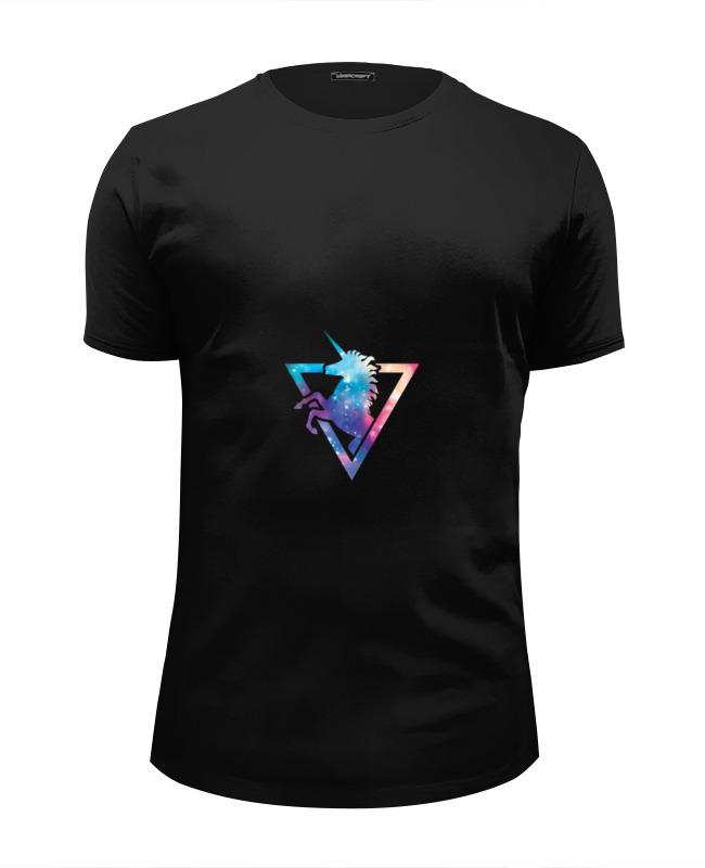 Printio Футболка Wearcraft Premium Slim Fit Космический единорог printio футболка wearcraft premium slim fit космический серфинг