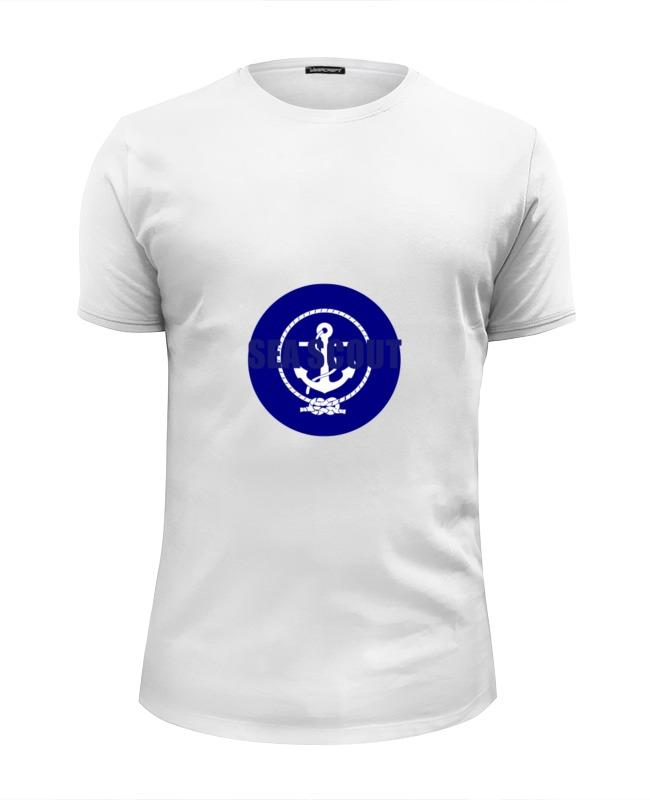 Фото - Printio Футболка Wearcraft Premium Slim Fit Морской разведчик printio футболка wearcraft premium slim fit серия sea