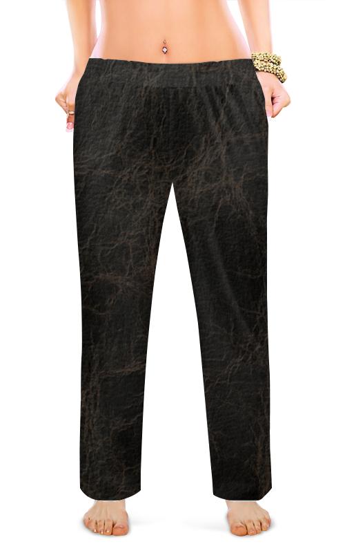 Printio Женские пижамные штаны Кожа.