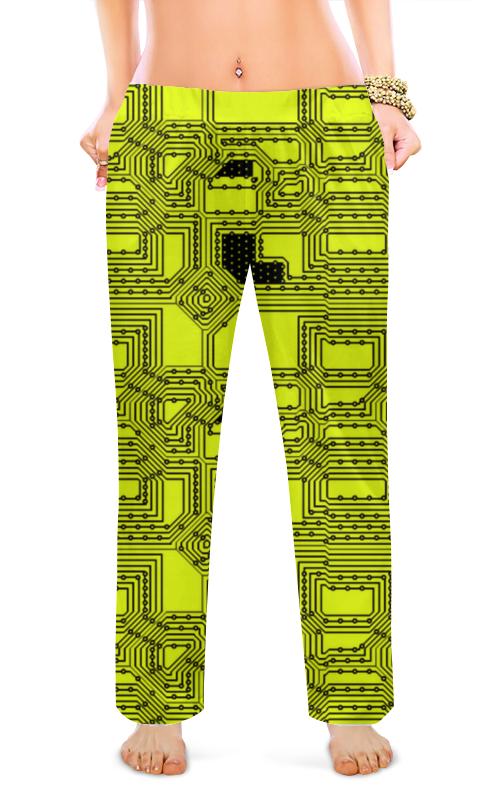 Printio Женские пижамные штаны Схема