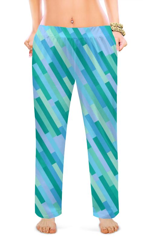 Printio Женские пижамные штаны Прямоугольники