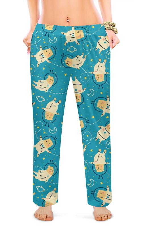 Printio Женские пижамные штаны В космосе