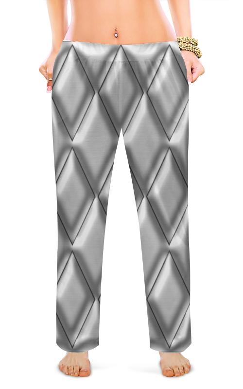 Printio Женские пижамные штаны Ромбы
