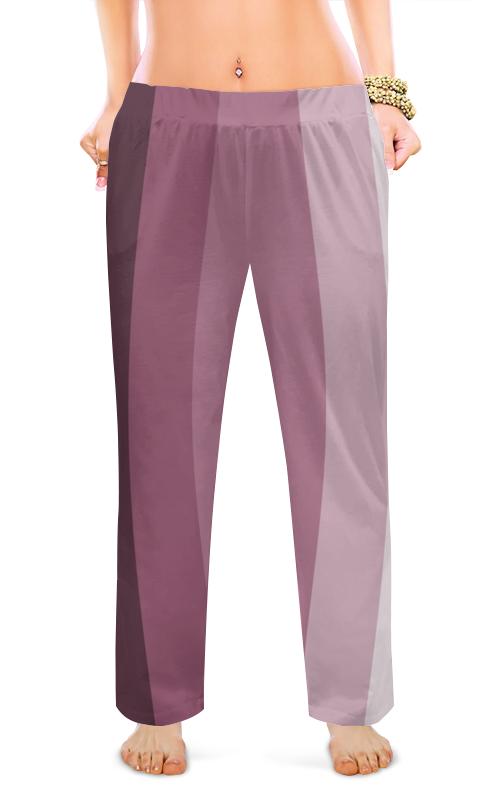 printio женские пижамные штаны молочный шоколад Printio Женские пижамные штаны Молочный шоколад