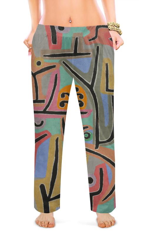 Фото - Printio Женские пижамные штаны Парк возле лю (пауль клее) printio женские пижамные штаны парк возле лю пауль клее
