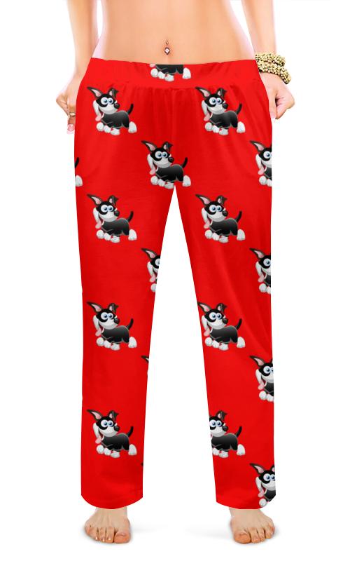 Printio Женские пижамные штаны Вельш корги кардиган