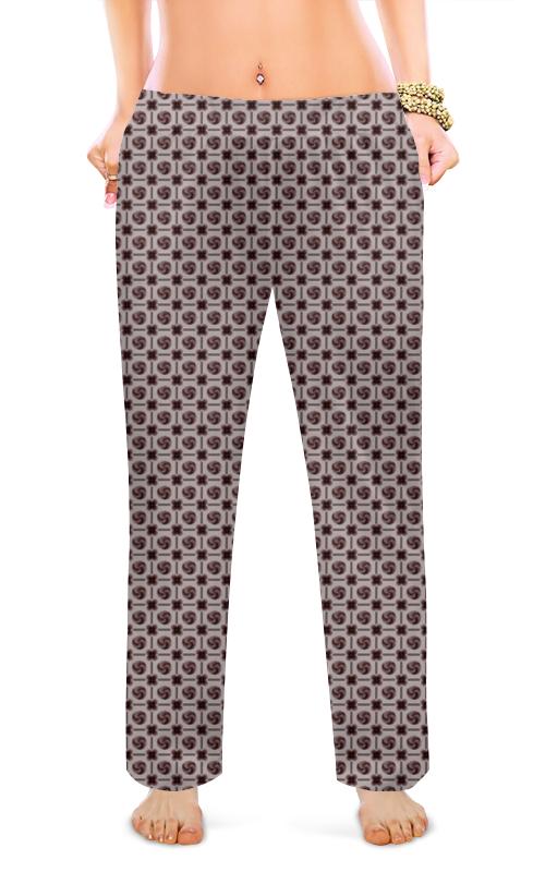 Printio Женские пижамные штаны Шоколадная фантазия