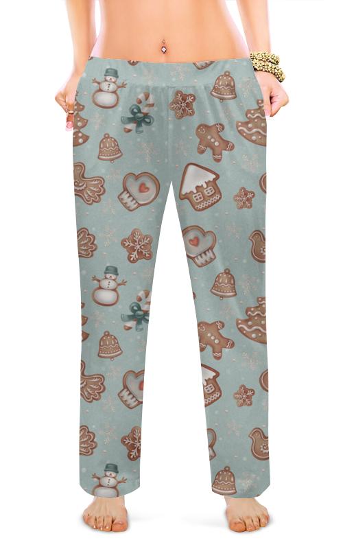Printio Женские пижамные штаны Новогоднее